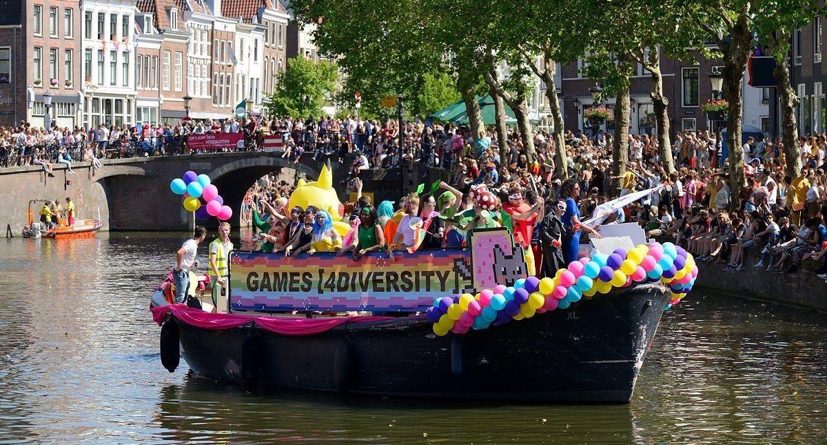pride boat G4D
